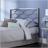 Fashion Bed Camden Headboard in Golden Frost 