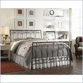 Fashion Bed Ellington Bed in Heritage Silver