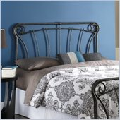 Fashion Bed Langford Headboard in Blackened Silver 