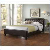 Fashion Bed Omnia Platform Bed in Sable