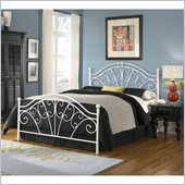 Fashion Bed Wingate Bed in Glossy White 