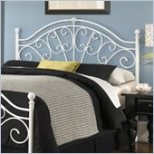 Fashion Bed Wingate Headboard in Glossy White