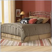 Fashion Bed Group Ellsworth Metal Poster Bed in New Bronze Finish