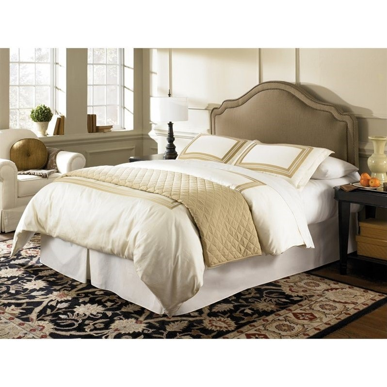 Fashion Bed Versailles Bed in Brown Sugar-Twin