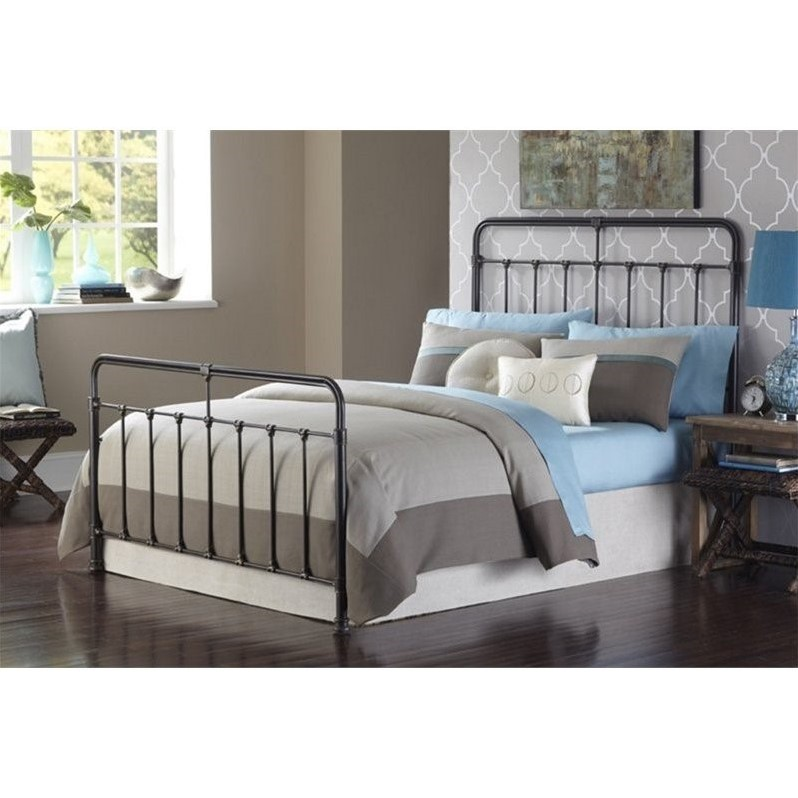 Fashion Bed Fairfield Bed in Dark Roast-Full