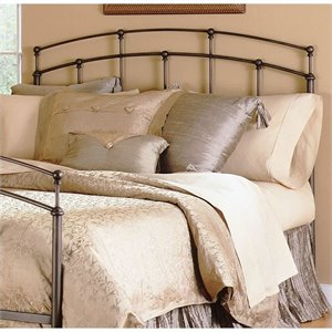 Fashion Bed Fenton Spindle Headboard in Black Walnut