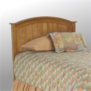Fashion Bed Finley Panel Headboard in Maple