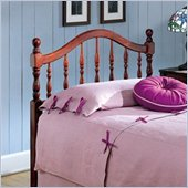Fashion Bed Group Bennington Wood Headboard in English Cherry Finish