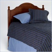 Fashion Bed Group Richmond Wood Headboard in Mahogany