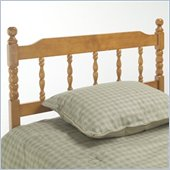 Fashion Bed Group Hamilton Wood Headboard in Bayport Maple Finish