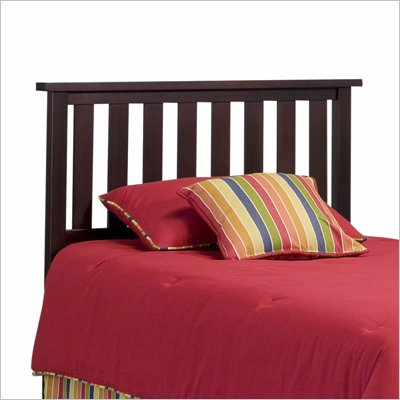 Fashion Bed Group Belmont Wood Headboard in Merlot
