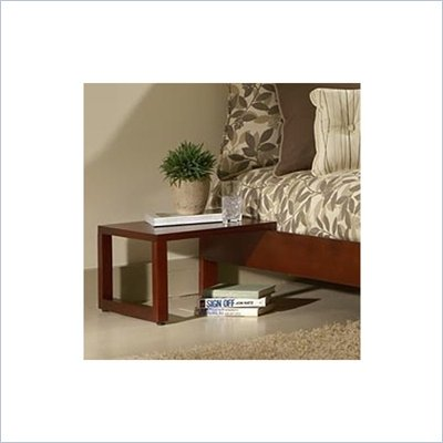 Fashion Bed Group Murray Side Table in Mahogany Finish