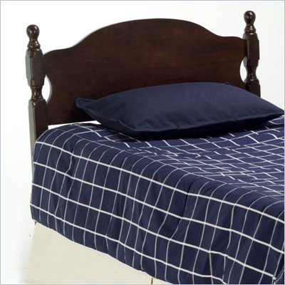 Fashion Bed Group Newport Mahogany Wood Headboard