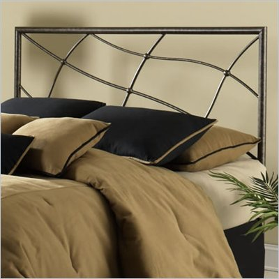 Fashion Bed Group Sonata Headboard in Marbled Sesame