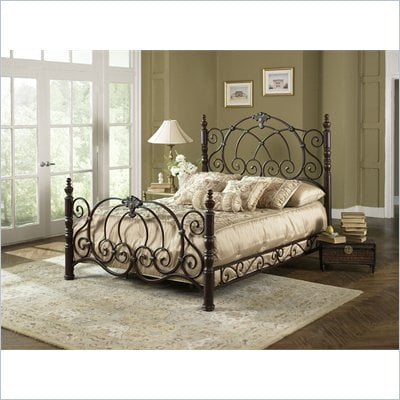Fashion Bed Group Strathmore Vintage Spice Bed