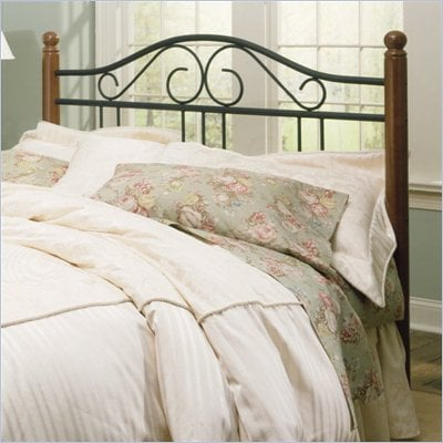 Fashion Bed Group Weston Metal Headboard