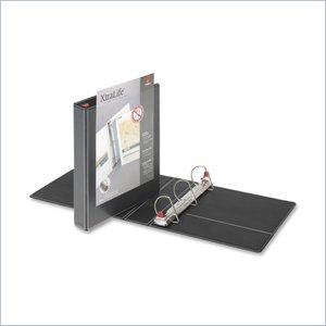 Cardinal ClearVue Locking Slant-D Binder