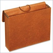 Globe-Weis Recycled Leather Expanding Wallet