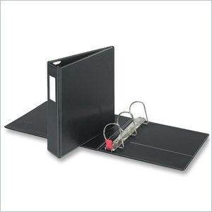 Cardinal EasyOpen Slant-D Binder With Label Holder