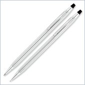 Cross Classic Century Lustrous Ballpoint Pen & Pencil Set