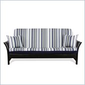 Elite Products Designer Print with Newport Navy Stripe Pattern Cover