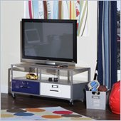 Elite Products Locker Room Mobile TV Stand