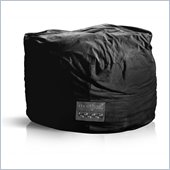 Elite Products 5 Foot Mod Pod FX Bean Bag Chair in Deluxe Cord Black