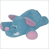 Elite Child Plush Collection Rug Pals Ellyfant Bean Bag