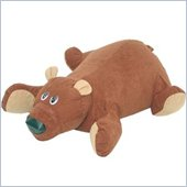 Child Plush Collection Rug Pals Baby Bear Bean Bag