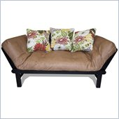 Elite Products Hudson Futon in Olive