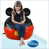 Elite Products Disney Junior Mickey Bean Bag Vinyl Cover