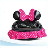 Elite Products Junior Disney Minnie Bean Bag Vinyl Cover