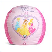 Elite Products Disney Junior Princess-Fairy Tale Dreams Bean Bag Cover