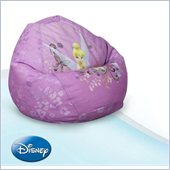 Elite Products Disney Junior Tinker Bell Autumn Blossom Bean Bag Cover