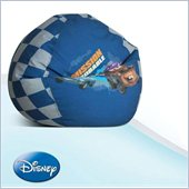 Elite Products Disney Junior Cars-Mission Improbable Bean Bag Cover
