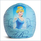 Elite Products Disney Junior Princess Royalty Secret Bean Bag Cover