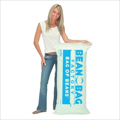 Elite Products 3.5 Cubic Foot Bag of Beans Bean Bag Refill