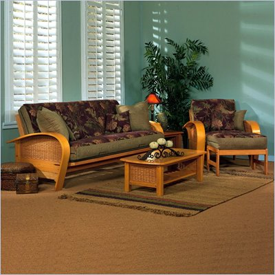 Elite Products Bentley Futon Set