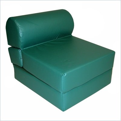 Elite Emerald Adult Foam Sleeper Chair
