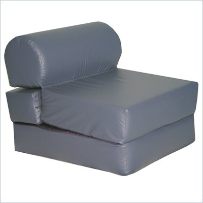 Elite Cobalt Adult Foam Sleeper Chair