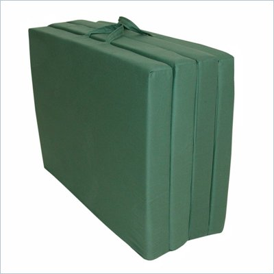 Elite Hunter Green Full Folding Floor Matt
