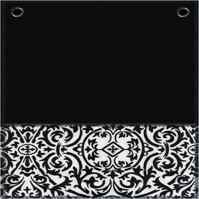 Elite L.X.E. Coal & Royalty Pattern Slip Cover