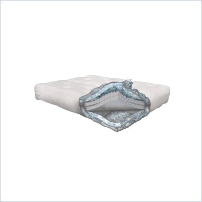 Elite Products Rectangular Ottoman Mattress