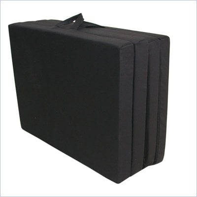 Elite Black Queen Folding Floor Matt