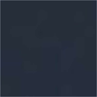 Elite Navy Solid Poly Cotton Cover