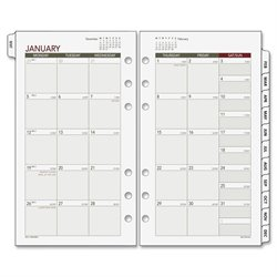Day Runner Express 063685Y Planning Page