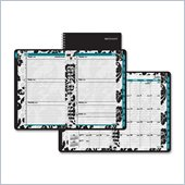 Day Runner Elegant Floral Academic Planner