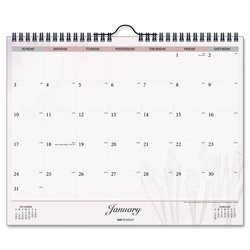 Day Runner Nature Dated Monthly Wall Calendar