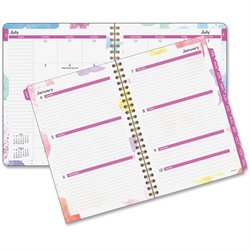 At-A-Glance Watercolor Design Wkly Planner