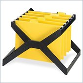 Deflect-o Desktop Hanging File X-Rack